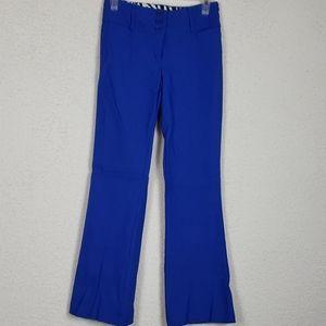 Body central dark blue pants size 7